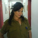 Israeli soldier girl 32