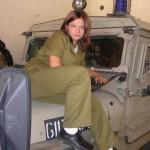 Israeli soldier girl 34