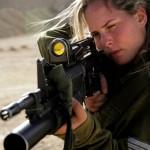 Israeli soldier girl 37