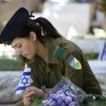 Israeli soldier girl 41
