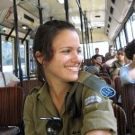 Israeli soldier girl 43