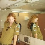Israeli soldier girl 46