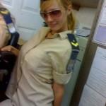 Israeli soldier girl 47