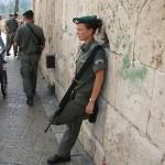 Israeli soldier girl 49