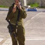 Israeli soldier girl 5