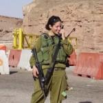 Israeli soldier girl 51