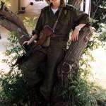 Israeli soldier girl 53