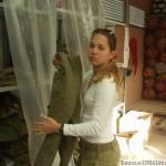 Israeli soldier girl 54