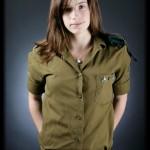 Israeli soldier girl 55