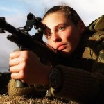 Israeli soldier girl 57
