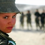 Israeli soldier girl 58