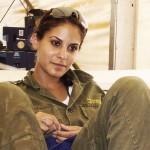 Israeli soldier girl 6