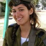 Israeli soldier girl 61