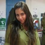 Israeli soldier girl 63