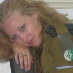 Israeli soldier girl 67