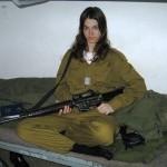 Israeli soldier girl 68