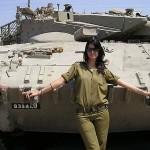Israeli soldier girl 76
