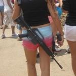 Israeli soldier girl 77