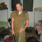 Israeli soldier girl 79