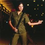 Israeli soldier girl 8