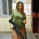 Israeli soldier girl 80