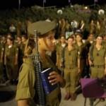 Israeli soldier girl 84