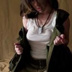 Israeli soldier girl 9