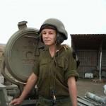 Israeli soldier girl 92