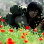 Israeli soldier girl 93