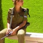 Israeli soldier girl 98