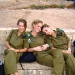 Israeli soldier girls 100