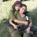 Israeli soldier girls 101