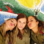 Israeli soldier girls 103