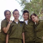 Israeli soldier girls 107