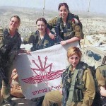 Israeli soldier girls 111