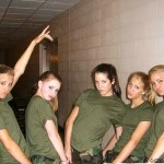 Israeli soldier girls 112