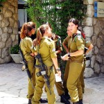 Israeli soldier girls 113