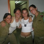 Israeli soldier girls 114