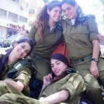 Israeli soldier girls 115