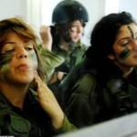 Israeli soldier girls 117