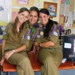 Israeli soldier girls 119