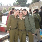 Israeli soldier girls 12