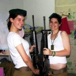 Israeli soldier girls 120