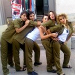 Israeli soldier girls 121