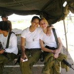 Israeli soldier girls 127