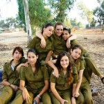 Israeli soldier girls 130
