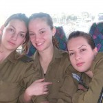 Israeli soldier girls 14