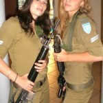 Israeli soldier girls 15
