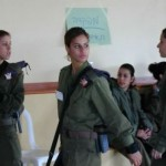 Israeli soldier girls 19