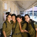 Israeli soldier girls 2